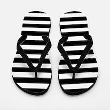 PRISON STRIPES Flip Flops