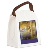 Bodies of water Canvas Lunch Bag