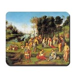 The Court of Isabella Mousepad