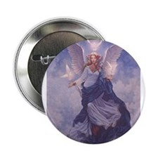"""Cute Angels 2.25"""" Button (10 pack)"""