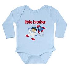 Astronaut Little Brother Long Sleeve Infant Bodysu