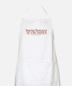 Henchman of the month BBQ Apron