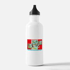 Wisconsin Greetings Water Bottle