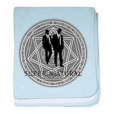 Supernatural Files baby blanket