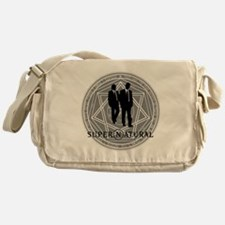 Supernatural Files Messenger Bag