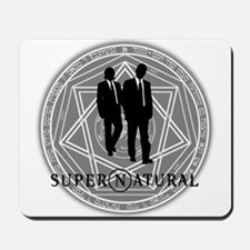 Supernatural Files Mousepad