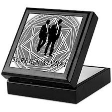 Supernatural Files Keepsake Box