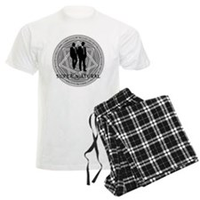 Supernatural Files Pajamas