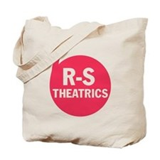 R-S Theatrics Logo Red Tote Bag