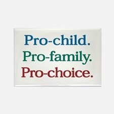 Pro-Choice Rectangle Magnet