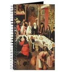 Marriage Feast At Cana Journal