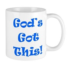 God's Got This B Mug