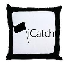 Colorguard iCatch Throw Pillow