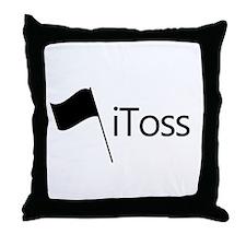 Colorguard iToss Throw Pillow