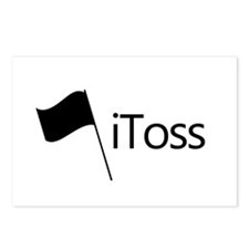 Colorguard iToss Postcards (Package of 8)