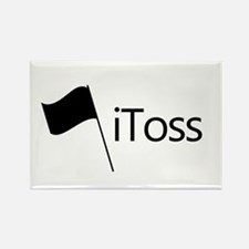 Colorguard iToss Rectangle Magnet