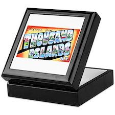 Thousand Islands New York Keepsake Box