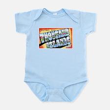 Thousand Islands New York Infant Bodysuit
