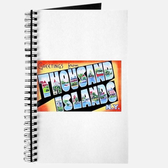 Thousand Islands New York Journal