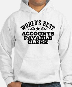 World's Best Accounts Payable Clerk Hoodie