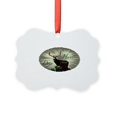 Deer Hunter Ornament