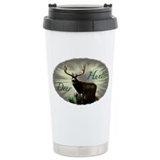 Deer Hunter Travel Coffee Mug