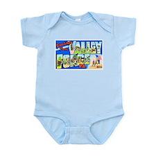 Valley Forge Pennsylvania Infant Bodysuit