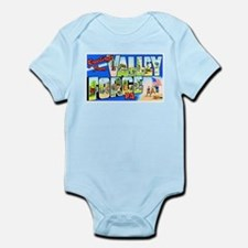 Valley Forge Pennsylvania Infant Bodysuit