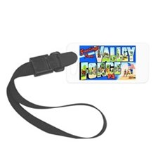 Valley Forge Pennsylvania Luggage Tag