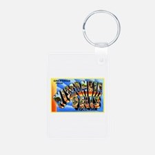 Wisconsin Dells Greetings Keychains
