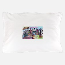 Yosemite National Park Pillow Case