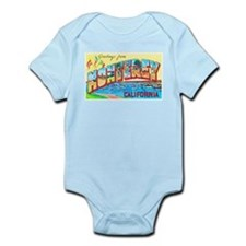 Monterey California Greetings Infant Bodysuit