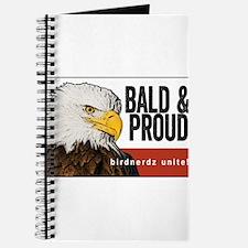 "Bald Eagle ""Bald & Proud"" Journal"