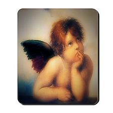 Putti Angel 1513 Mousepad