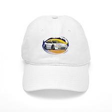 White CRX Baseball Cap