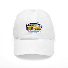 Yellow CRX Baseball Cap