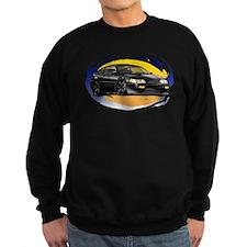Black CRX Sweatshirt
