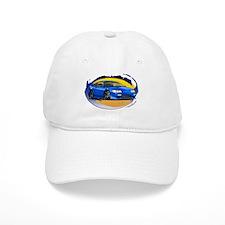 Blue CRX Baseball Cap