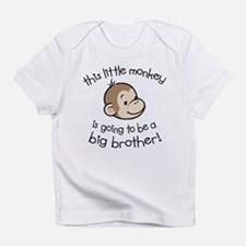 Cute Big brother baby Infant T-Shirt