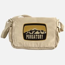 Purgatory Sunshine Patch Messenger Bag