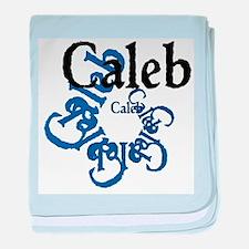 Caleb baby blanket
