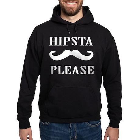 Hipsta Please Hoodie (dark)