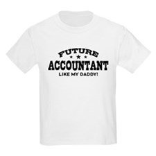 Future Account Like My Daddy T-Shirt
