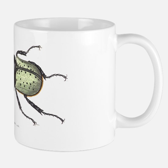 Scarab Hercules Beetle Mug