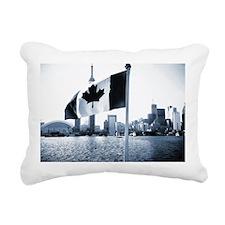 Canada Rectangular Canvas Pillow