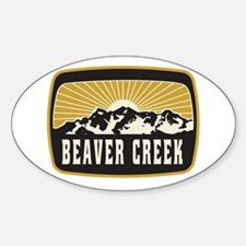 Beaver Creek Sunshine Patch Stickers