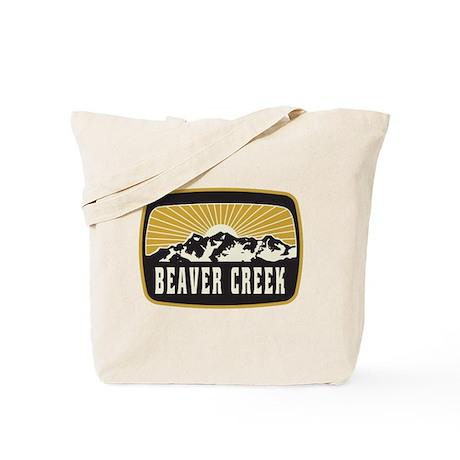 Beaver Creek Sunshine Patch Tote Bag