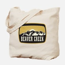 Beaver Creek Sunshine Patch Tote Bag