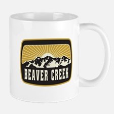 Beaver Creek Sunshine Patch Mug