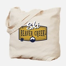 Ski Beaver Creek Patch Tote Bag